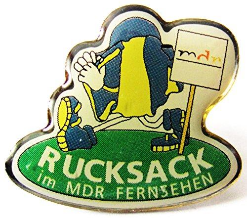 MDR - Fernsehen - Rucksack Sendung - Pin 22 x 20 ()