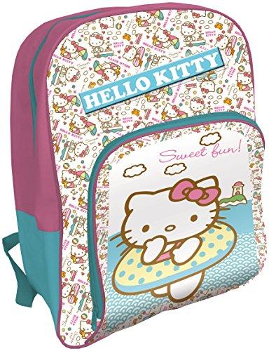 Arditex - 8430957090892 - Sac À Dos Pour La Crèche Et Les Maternelles - Hello Kitty - 33 X 42 X 15 Cm