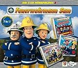 Feuerwehrmann Sam-Hörspiel Box 2 - Feuerwehrmann Sam