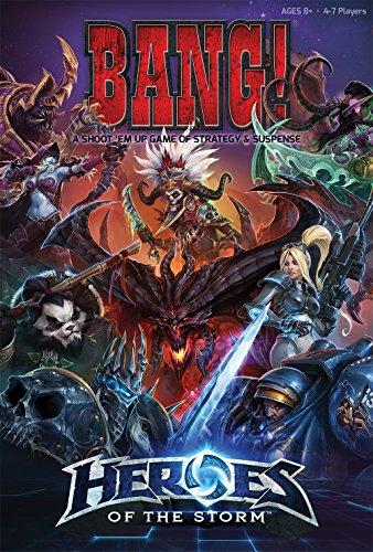 Heroes of The Storm Bang Game (Star Wars-handheld-spiel)