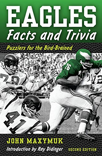 PDF Descargar Eagles Facts and Trivia: Puzzlers for the Bird-Brained, Second Edition