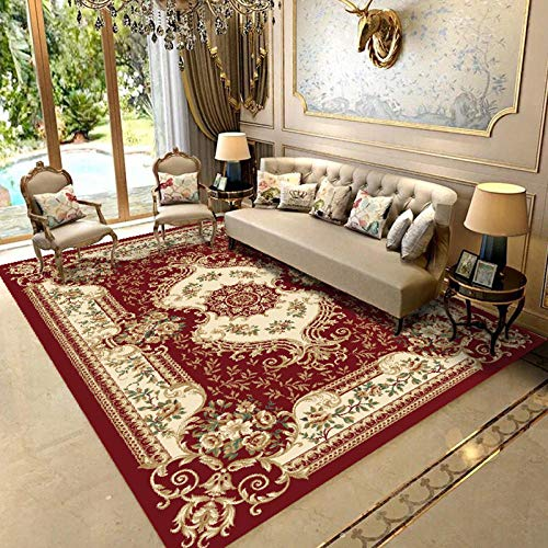 Thesaurus Teppich Fußmatte Living Room Carpet European Coffee Table Sofa Home Simple Bedroom Full Bed Bed mat Nordic Living Room Floor mat, 60 * 90_cm