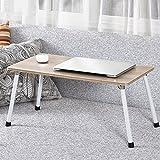 Faltbarer Laptop-Tisch, Nachttisch Laptop, Kinder Frühstückstablett, Tragbare Stehtisch, Outdoor-Tisch Für Camping & Picknick, Notebook Ständer Sofa Tisch, Study Desk, Portable Folding