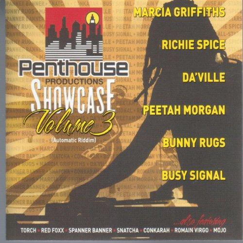 Penthouse Showcase Vol. 3 (Automatic Riddim)