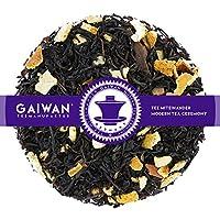 "N° 1415: Tè nero in foglie""Jaipur"" - 100 g - GAIWAN GERMANY - tè in foglie, tè nero dall'India, tè nero dalla Cina, tè cinese, arancia, cassia"