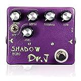 Dr.J D-54 Shadow Echo Pédale d\'effet pour guitare