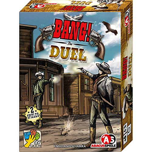 BANG! The Duel, Kartenspiel ()