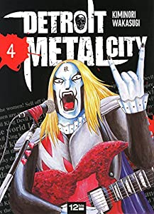 Detroit Metal City Edition simple Tome 4