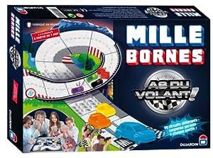 Dujardin 59021 jeu de plateau mille bornes as du volant jeux et jouets - Coup fourre mille bornes ...