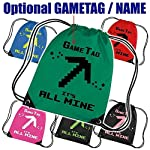IT'S ALL MINE - Kids Gym Bag - Optionally Personalised - childrens-sports-bags, childrens-bags