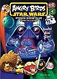 Angry Birds Star Wars: Ready! Aim! Fire!: Sticker Scene Plus Book to Color by Paul E. Nunn (Illustrator) (3-Jun-2013) Paperback