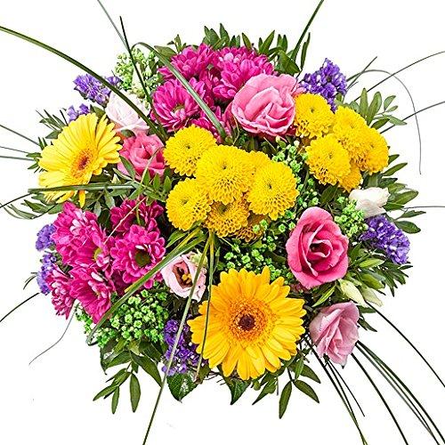 Blumenstrauß Alles Liebe (Blumenstrauß Zum Geburtstag)