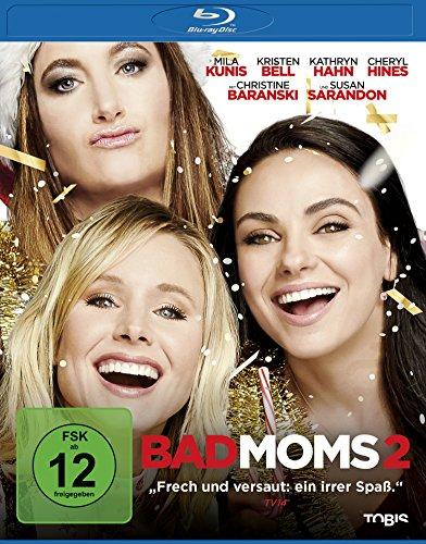 Bad Moms 2 [Blu-ray]