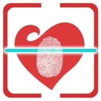 Fingerabdruck Liebestest