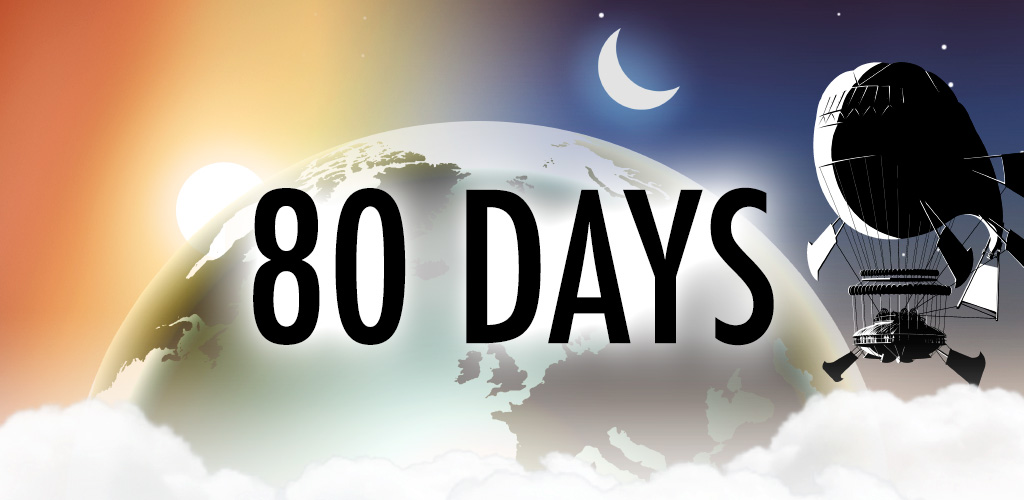 80 Days Capture d'écran