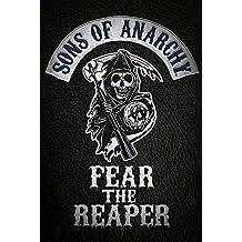 Sons of Anarchy Póster de Fear the Reaper + enmienda