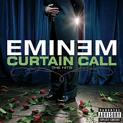 Curtain Call - The Hits Eminem Cd