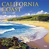 California Coast - Kalifornische Küste 2018-18-Monatskalender mit freier TravelDays-App: Original BrownTrout-Kalender [Mehrsprachig] [Kalender] (Wall-Kalender) - BrownTrout Publisher