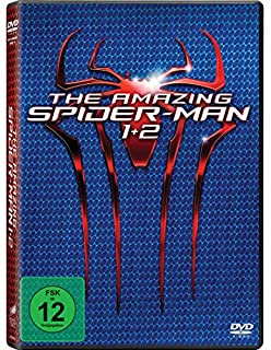 The Amazing Spider-Man / The Amazing Spider-Man 2: Rise of Electro [2 DVDs]