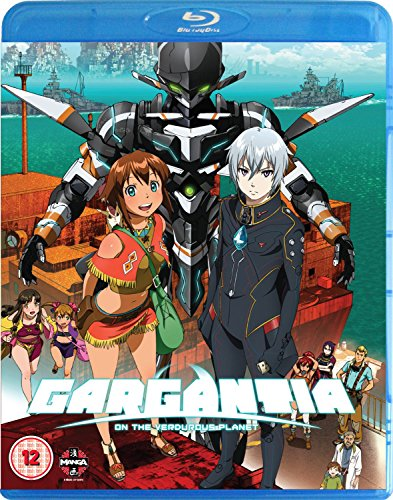 Gargantia On The Verdurous Planet Complete Series Blu-Ray (Incl. Bonus Ovas) [Edizione: Regno Unito] [Import italien]