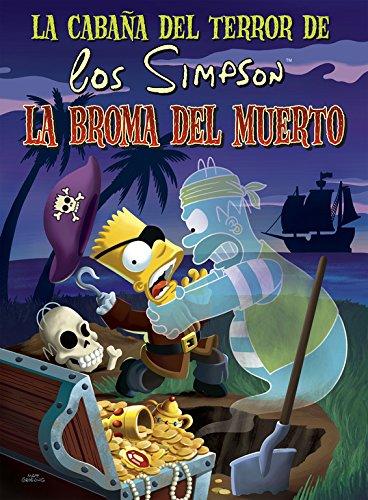 La cabaña del terror de los Simpson, La broma del muerto