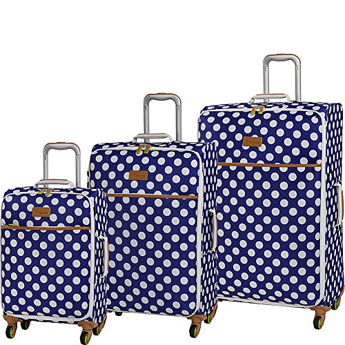 it luggage Summer Spots Koffer, 80 cm, 260 liters, Blau (Blue)