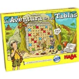 HABA-La Aventura de Las Tablas-ESP, Multicolor (Habermass 304057)