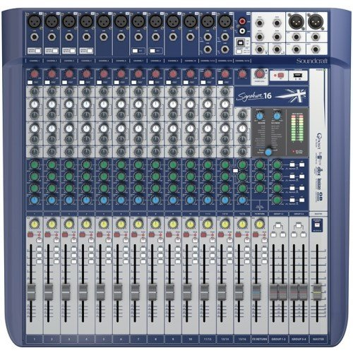 Soundcraft SIGNATURE16 - Signature 16