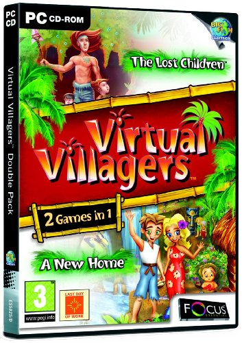 Virtual Villagers 1 & 2 DP (PC CD) [Edizione: Regno Unito]