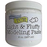 Crafters Workshop Pâte à Modeler légère et Moelleuse, Multicolore, 7,87 x 7,46 x 7,46 cm