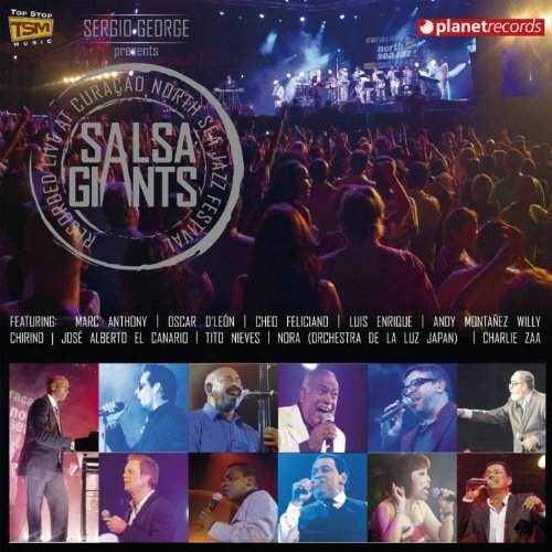 Sergio George Presents Salsa G...