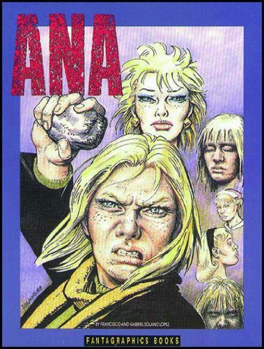 Ana by Francisco Lopez (1992-03-02)