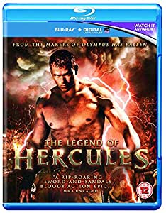 The Legend of Hercules [Blu-ray 3D + Blu-ray + UV Copy]