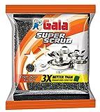 #7: Gala Super Scrub Set (Black, 1 Piece)