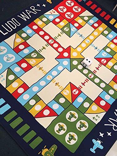 GFYWZ Tampone di fondo ricerca per indicizzazione scacchi stuoia tappeto volante , 145x195
