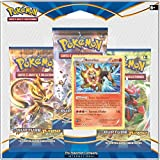 Pokémon  - 3PACK01XY09 - Pack 3 boosters  - XY09 - Rupture Turbo