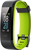 Willful Orologio Fitness Tracker Uomo Donna Smartwatch Android iOS Cardiofrequenzimetro da Polso Smart Watch Contapassi...