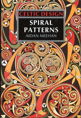 Celtic Design Spiral Patterns
