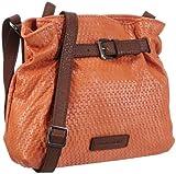 GERRY WEBER Breeze Shoulder Bag 4080002187, Damen Schultertaschen, Orange (light orange 201), 26x21x5 cm (B x H x T)