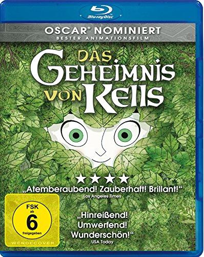 Das Geheimnis von Kells [Blu-ray]