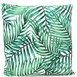 Bada Bing Outdoor Kissen FARN Dekokissen Ca. 45 x 45 Cm Palmen Blätter Garten Trend
