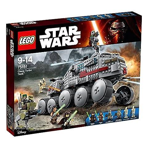 LEGO Star Wars Clone Turbo Tank 75151 Set