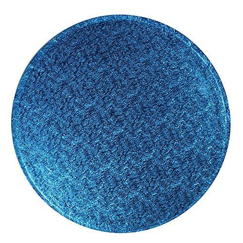 Dark Blue Cake Board 12inch (Board 12 Cake)