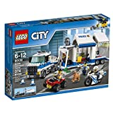 LEGO City Police Mobile Command Center 60139 Building Kit