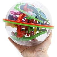 Goods & Gadgets Magic Maze Labyrinthe 3D à boule 20 cm Taille XXL Jeu d'adresse