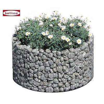 ---- Hochbeet basic rund Ø 81/67 cm H40 cm von ---- bei Du und dein Garten
