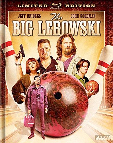 The Big Lebowski (24x30 inch, 60x76 cm) Silk Poster Seta Manifesto PJ12-55E1