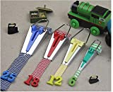 #6: New 1 Set/4pcs Fabric Clover Bias Tape Maker Binding Tool Set Machine Tool Sewing Quilting Hemming Sewing Tools