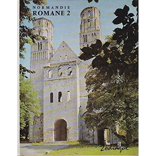 Normandie romane 2, la haute normandie