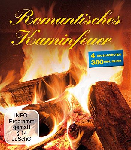 Romantisches Kaminfeuer [Blu-ray]